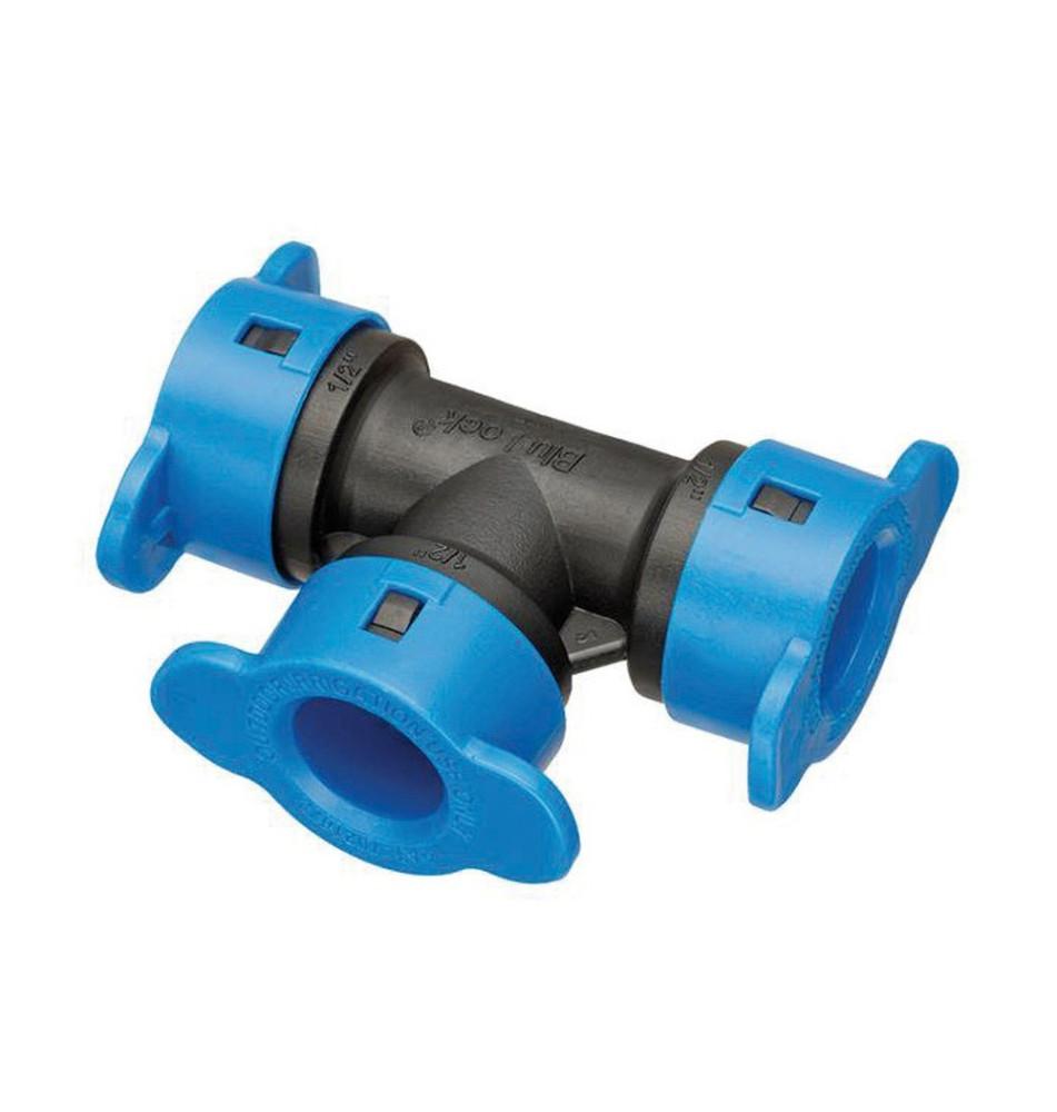 Blu-Lock T-Kupplung