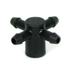 iDrop-Steckverbindung x Mikroschlauch 5/3 mm