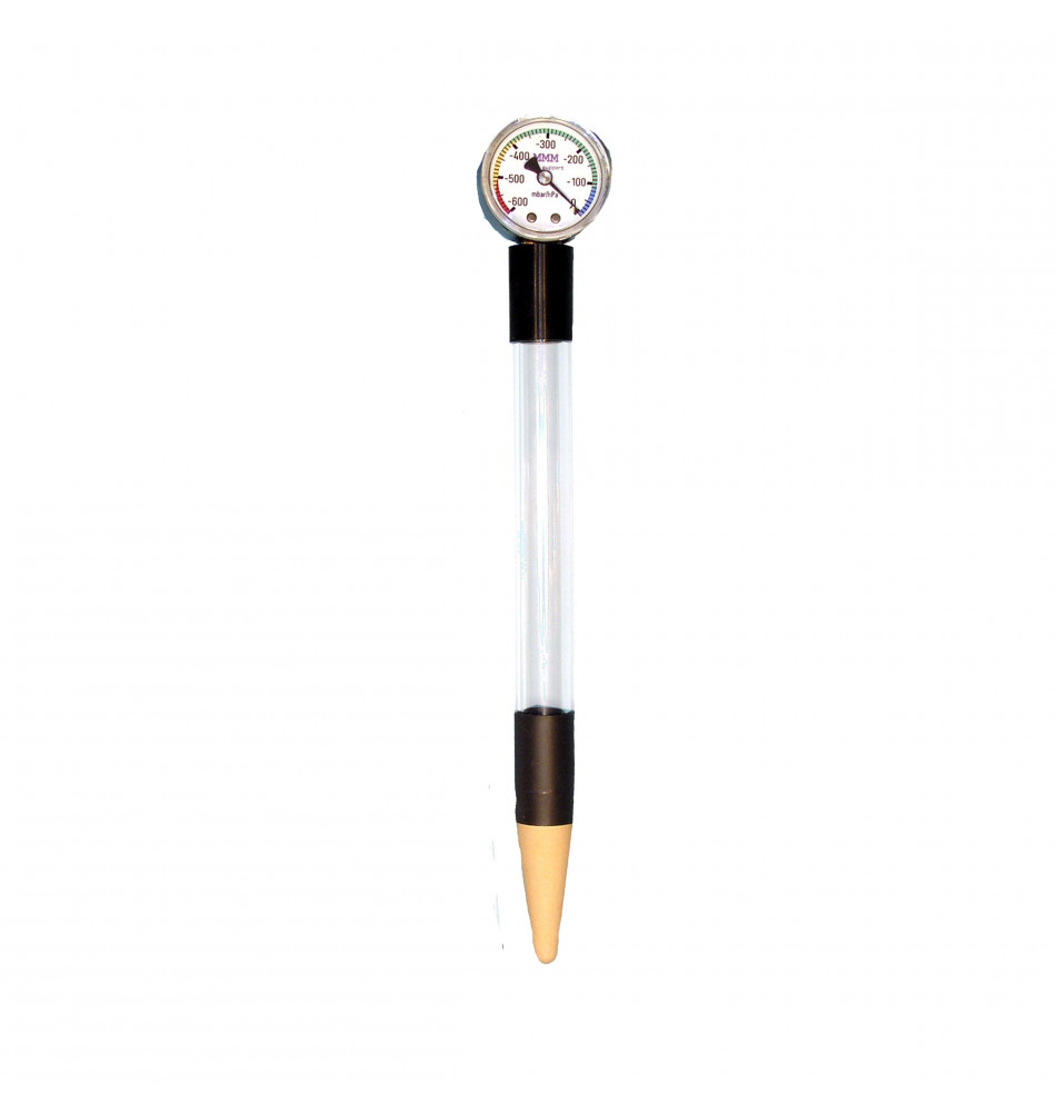 T2 Tensiometer seitlich ablesbar