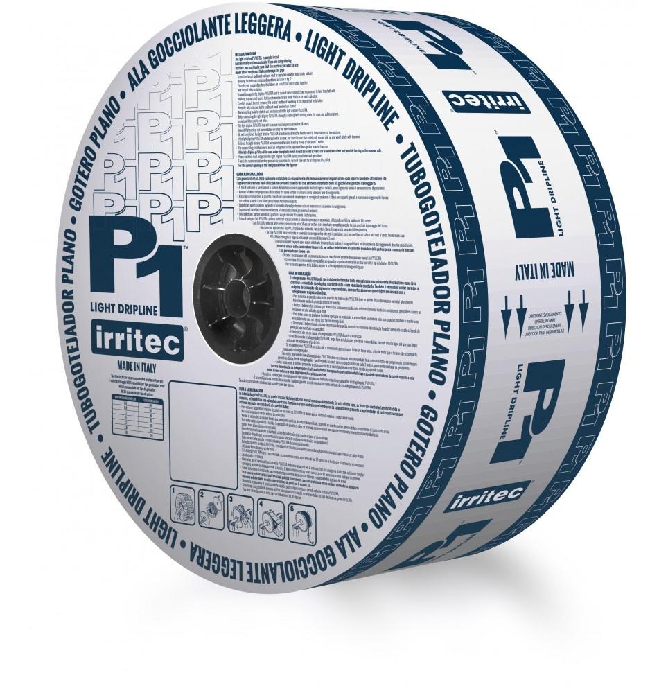 P1™ Dünnwandiger saisonaler Tropfschlauch mit drucksensitivem Tropfelement 22 mm