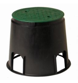 Runde Ventilbox