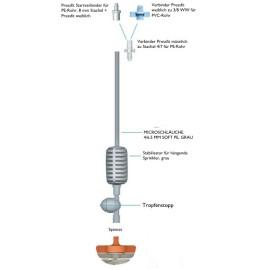 Stabilisator für hängende Sprinkler
