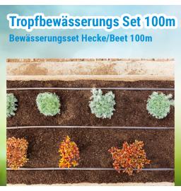 Bewässerungsset Hecke Beet