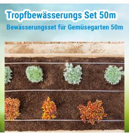 Bewässerungsset Gemüsegarten